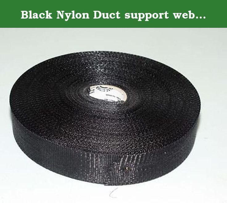 Country Brook Design® 3//8 Inch Brown Heavy Nylon Webbing 10 Yards