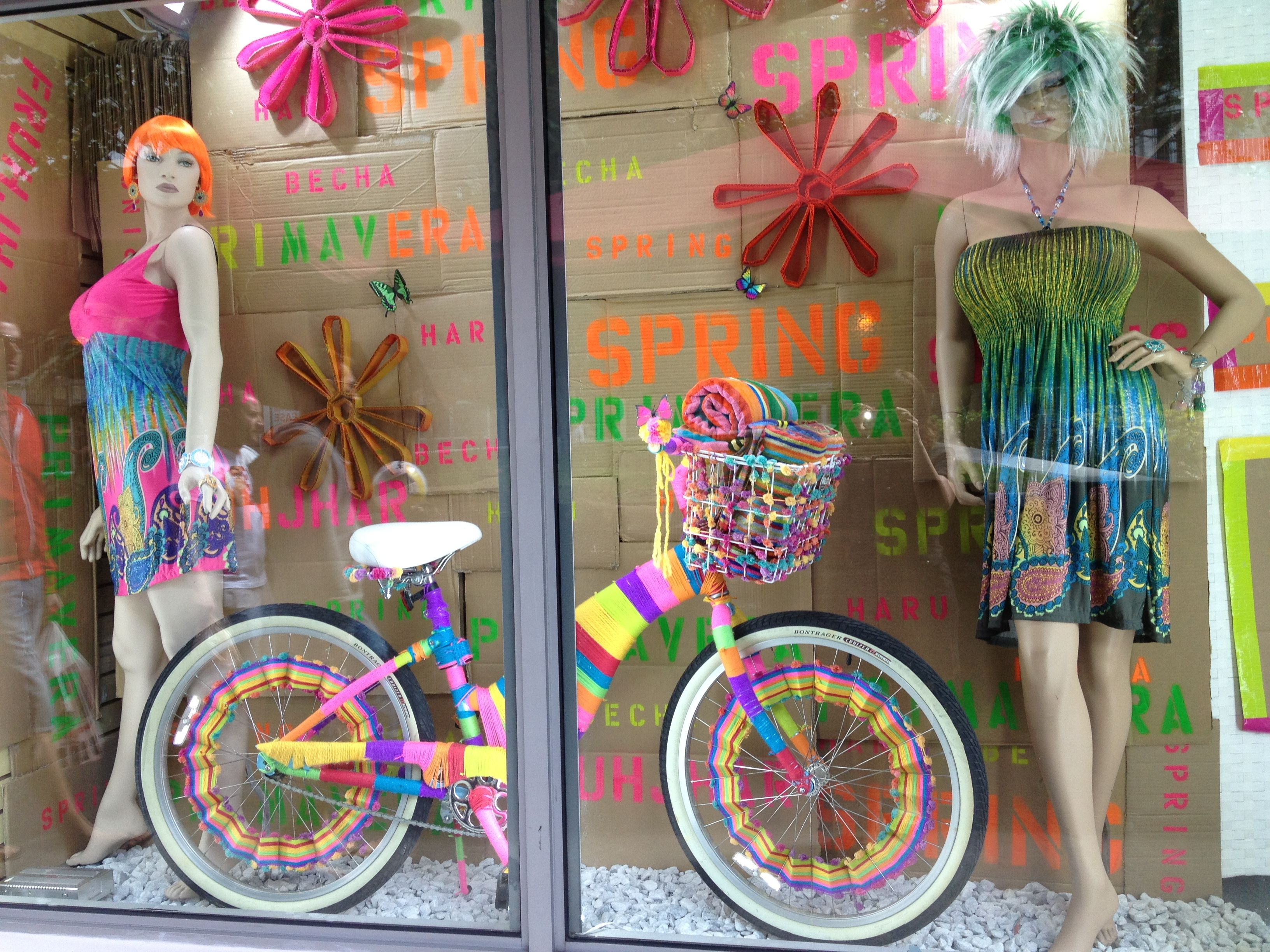 Our Fabulous New Spring Windows Love The Plus Size