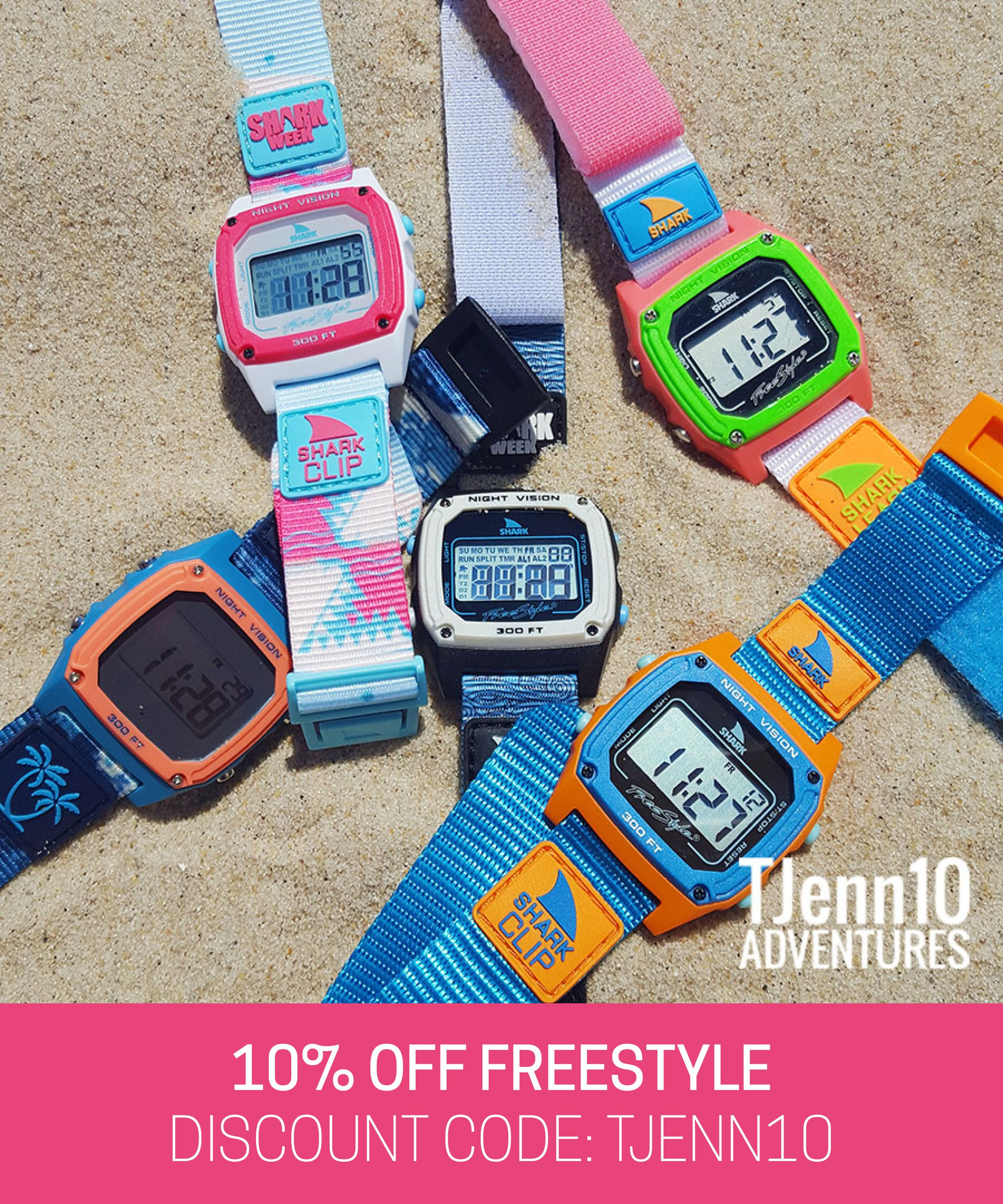 10 Off Freestyle Watches Discount Code Tjenn10 Shop Now
