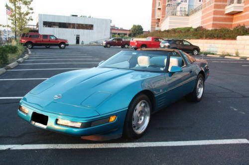 1993 Corvette Chevrolet Corvette C4 Chevrolet Corvette Corvette