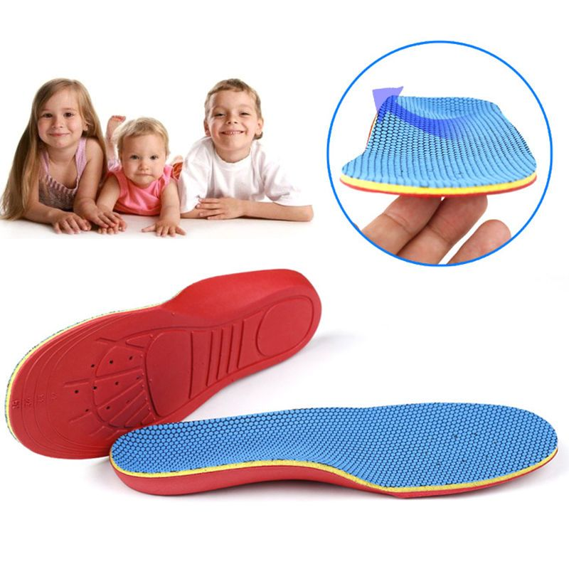 $3.59 AUD - Pair Of Orthotics Arch Support Shoe Insoles ... Orthopedic Shoes For Kids Australia