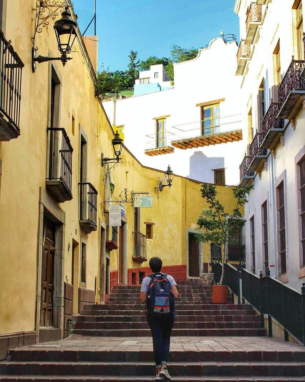 Los mejores lugares para visitar en Guanajuato Capital