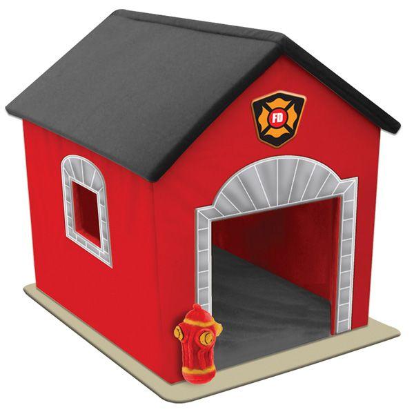 Firehouse Indoor Dog Bed Indoor Dog Bed Dog Bed Dog Houses