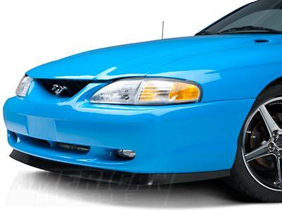 Speedform Mustang Chin Spoiler 11005g94 94 98 Gt V6 Mustang Mustang Gt Sn95 Mustang