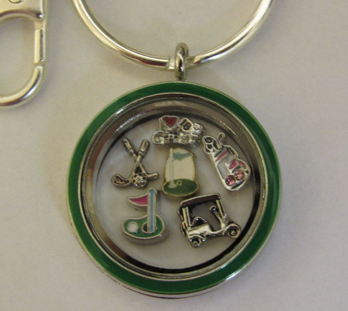 life fullxfull listing day il in locket keychain lockets compass en journey fathers is zoom quote a