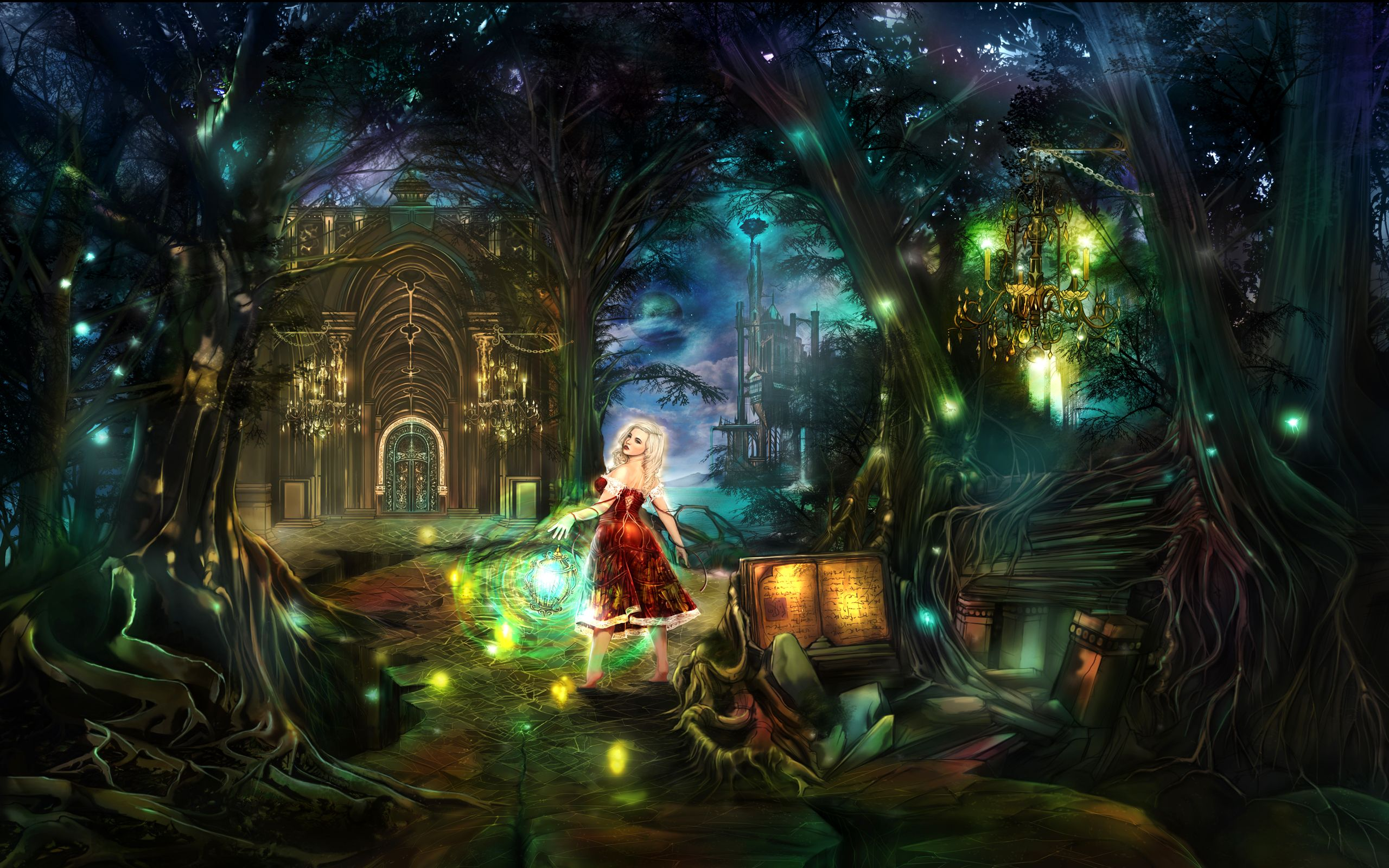 Fantasy dream wallpaper desktop wallpapers fantasy - Fantasy land wallpaper ...