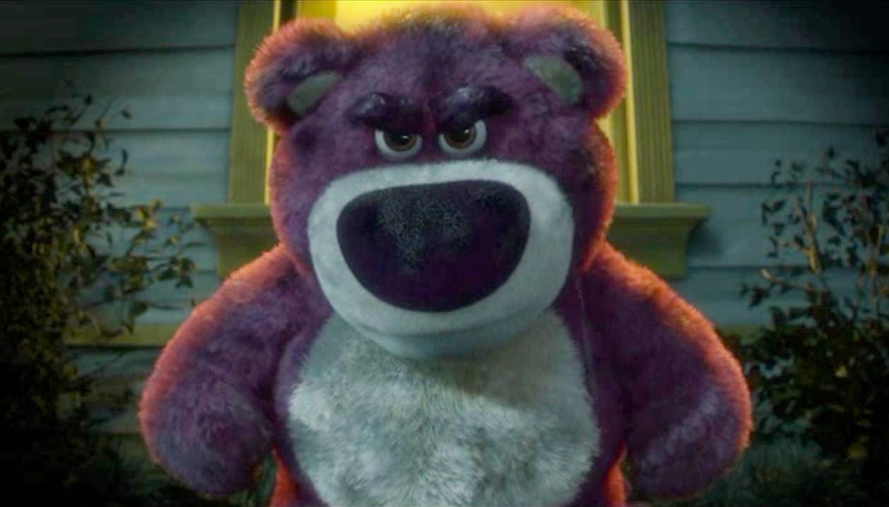 Year of the Villain: Lotso | Toy story meme, Toy story 3, Disney villains