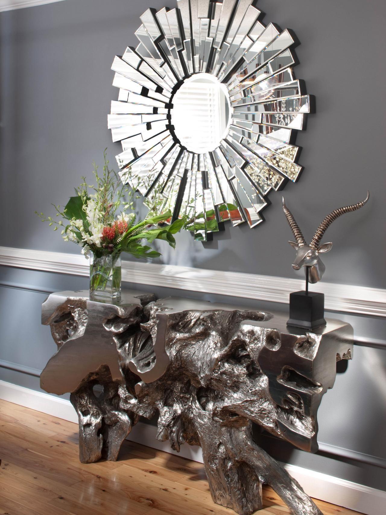 8 Beste Sammlung von Extra Large Sunburst Spiegel  Living room