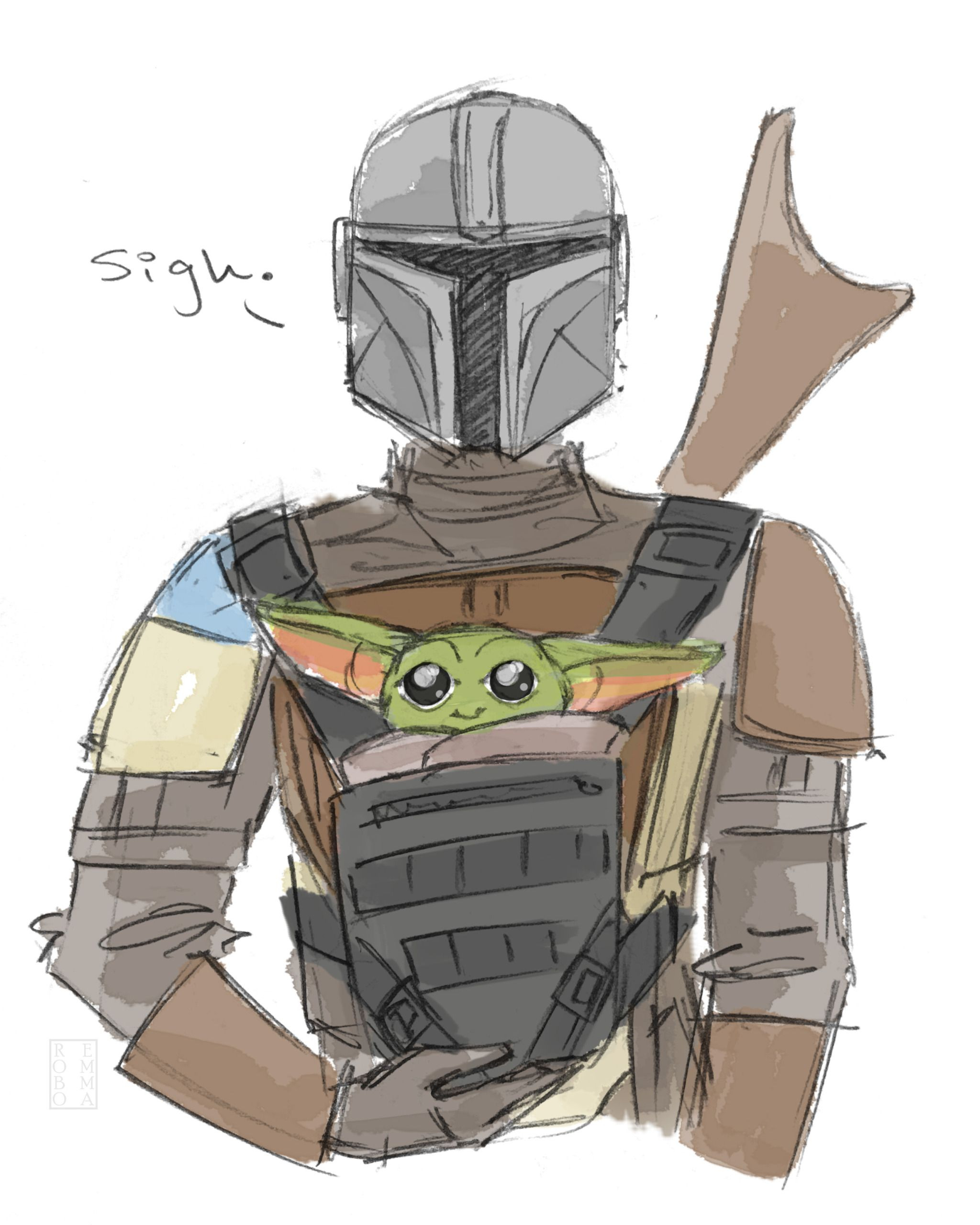 Roboemma That S It That S The Show Star Wars Drawings Star Wars Humor Star Wars Memes