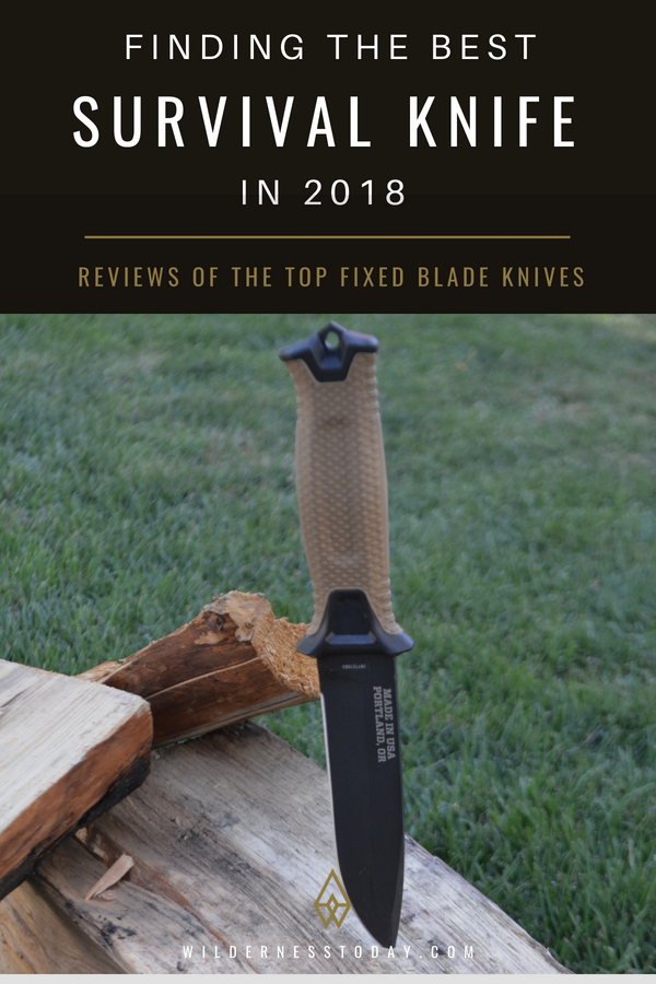 Photo of Finding The Best Survival Knife: Reviews of the Top Fixed Blade Knives