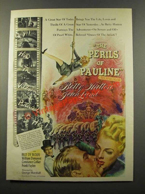 Watch Perils of Pauline Full-Movie Streaming