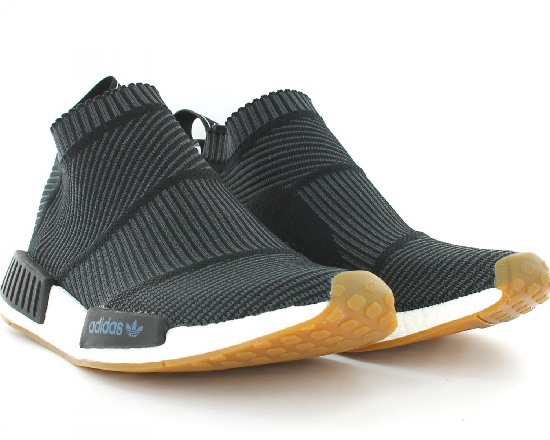 Adidas NMD_CS1 PK City Sock Gum Pack BlackGum BA7209