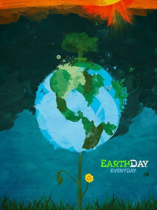 I vote we have Earth Day  Everyday! :-)