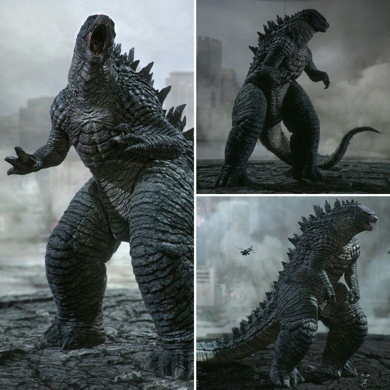 Godzill 2019: Godzilla (Monsterverse Version).