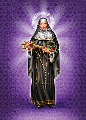 Santa Rita De Cássia Salmos Anjos 148 Frases Y Pensamientos