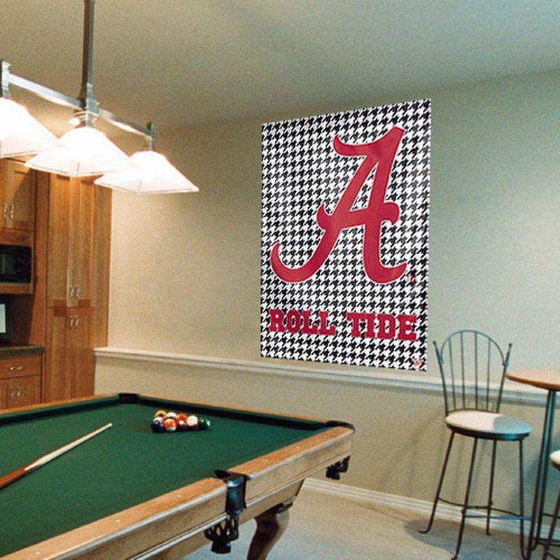 Alabama Crimson Tide 27'' x 37'' Houndstooth Vertical Banner Flag