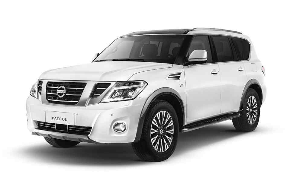 سعر نيسان باترول 2019 في الإمارات Nissan Patrol Nissan Armada Nissan