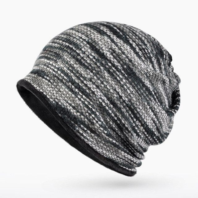 635e28bd176  AETRENDS  2017 Winter Sport Beanies Collar Scarf Women or Men s Hip Hop  Hats Warm with Velvet Inside Z-5008