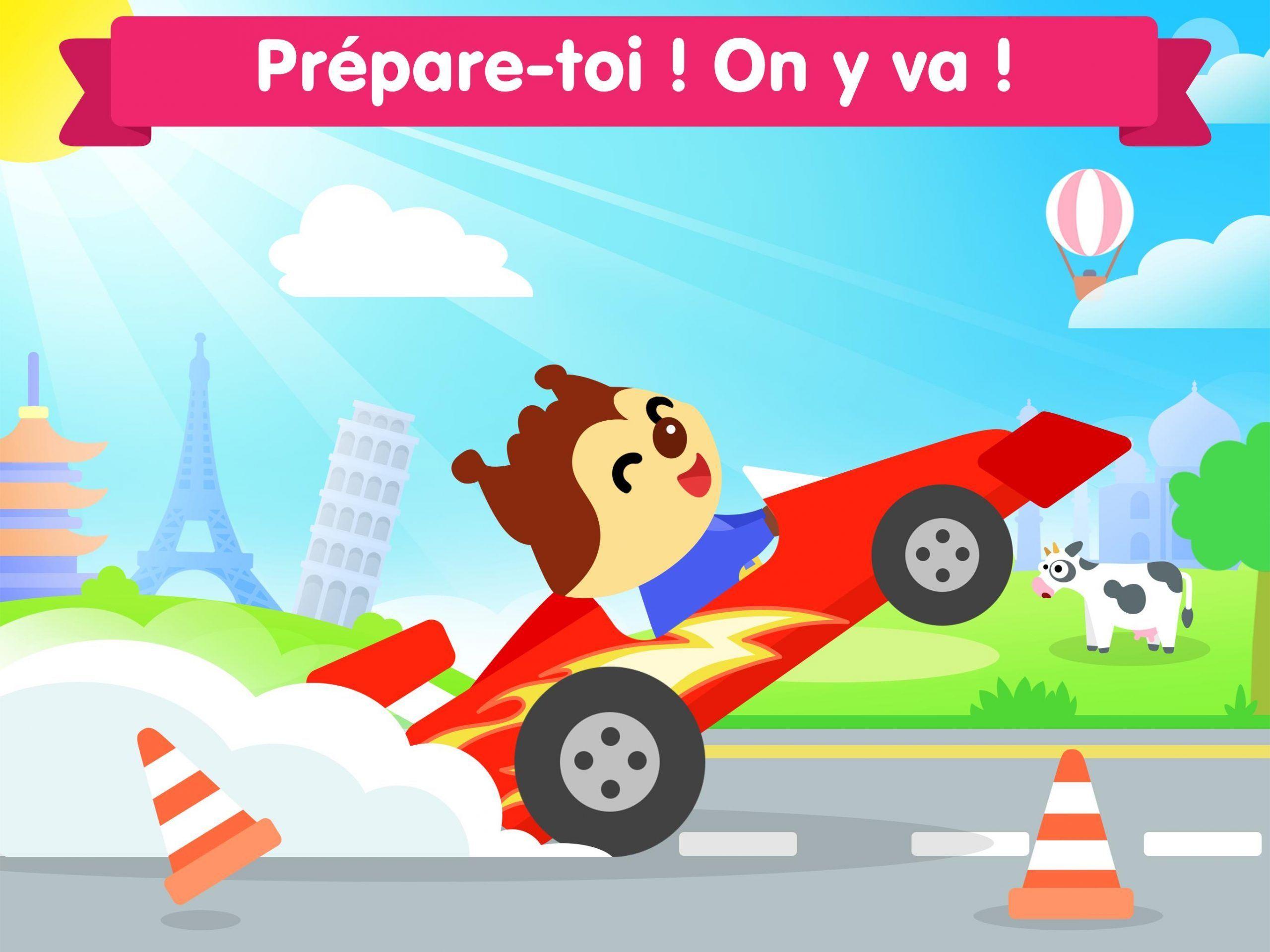 Jeu De Voiture Pour Les Bébés Et Enfants 3 Ans Pour Android tout Jeux Gratuit Enfant De 3 Ans ...