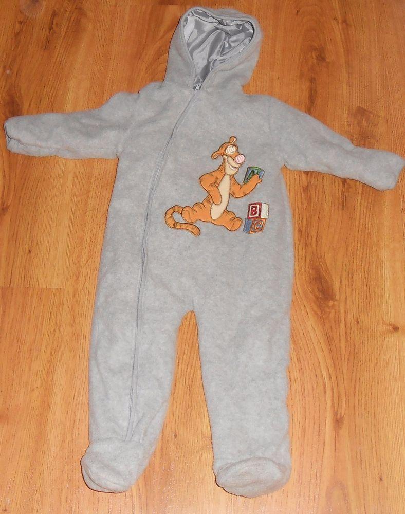 3599a30c3 Disney Baby Tigger ABC Snowsuit Boy Girl Baby Infant Snow Suit 24M 24 Month  #Disney #Snowsuit #Everyday