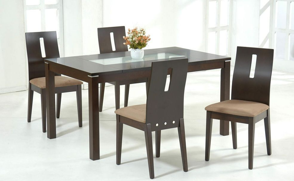 modern pin pictrends uncategorized contemporary dining design tables room kitchen com italian