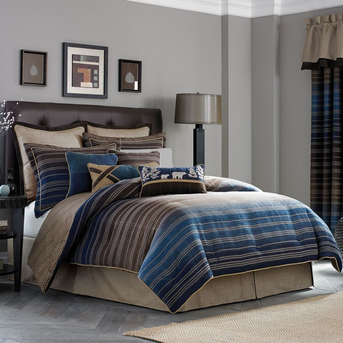 cool good masculine bedding sets 21 about remodel small