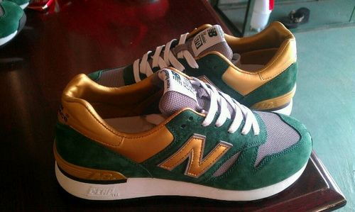 Men New Balance 670 NB670 Shoes CM670NBG Green Gold|only US$68.00 - follow  me