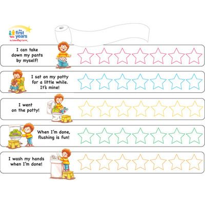 FREE printable potty chart, this whole site is dedicated to potty ...