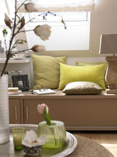 einrichtungsideen f r eine mansarde dachschr ge nutzen. Black Bedroom Furniture Sets. Home Design Ideas