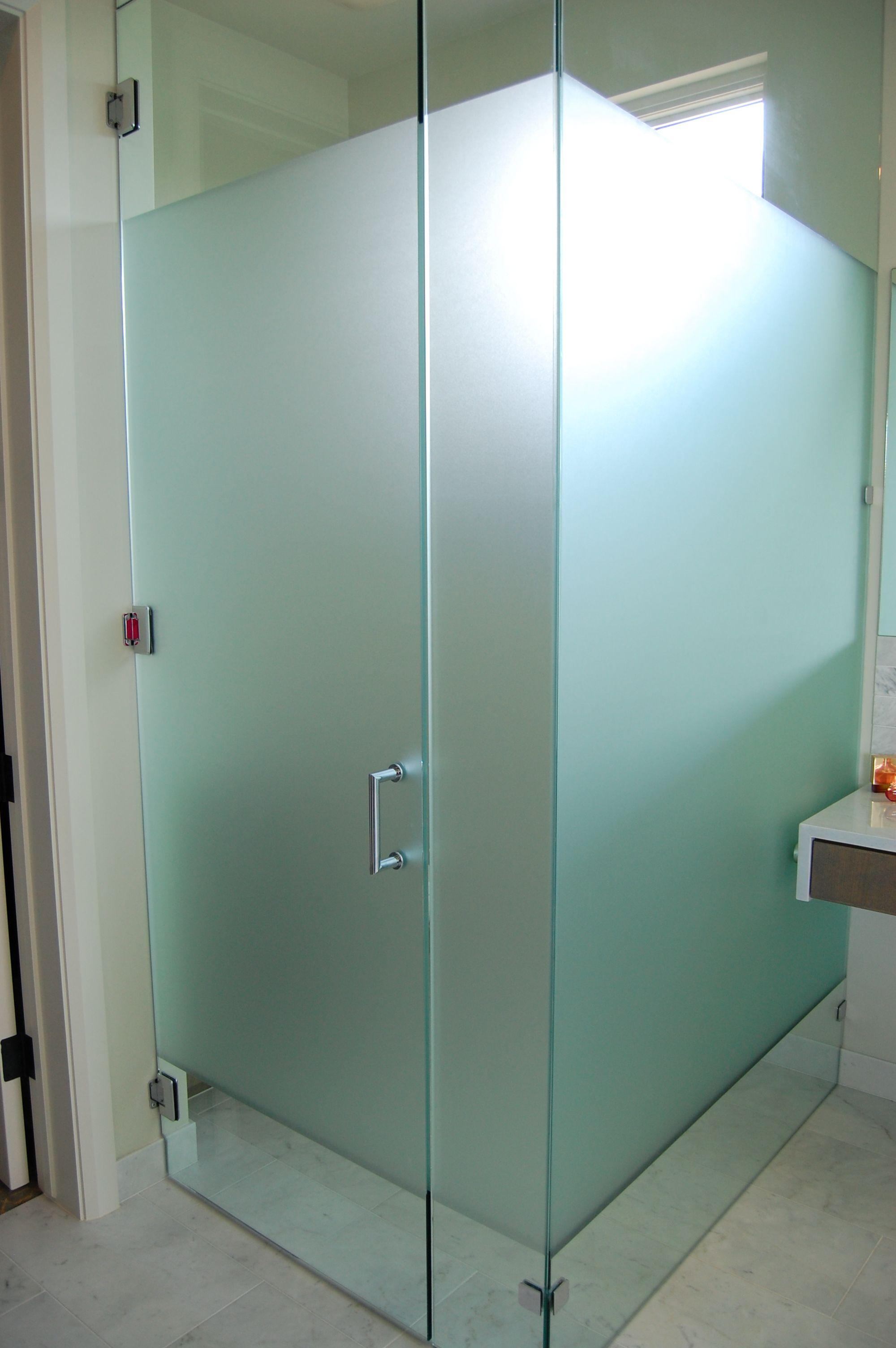 glass water closet Google Search bathroom Pinterest