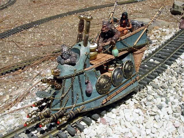 Pin By Forgotten Railways Roads Pl On Steampunk Steampunk