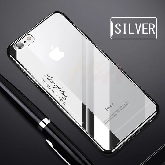 KANTAS iPhone 6S iPhone 6 Clear Case