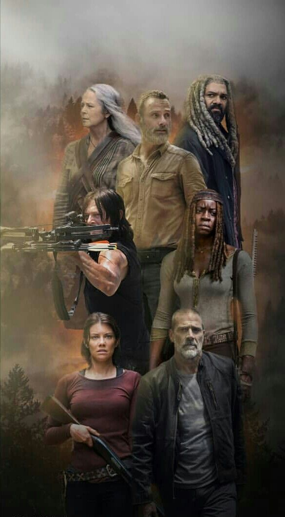 The Walking Dead Wallpaper Posteres De Filmes The Walking Dead Netflix Filmes E Series