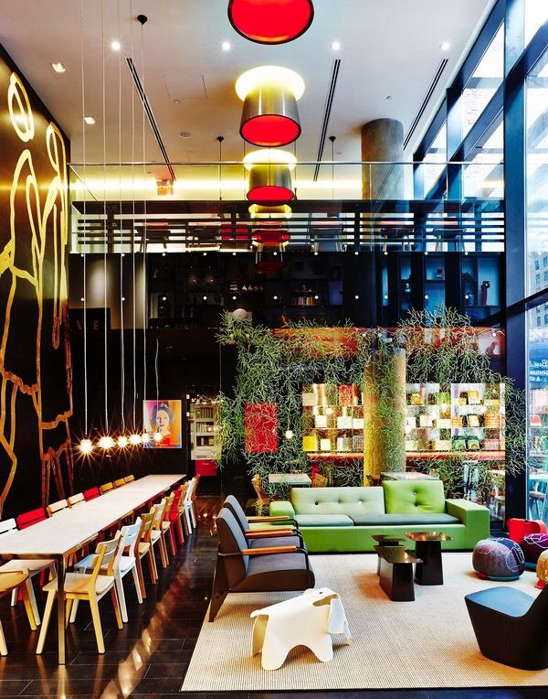 Pin by 骆 on 沙发 Pinterest - design hotel citizenm london