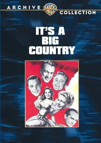 Watch It's a Big Country: An American Anthology Full-Movie Streaming