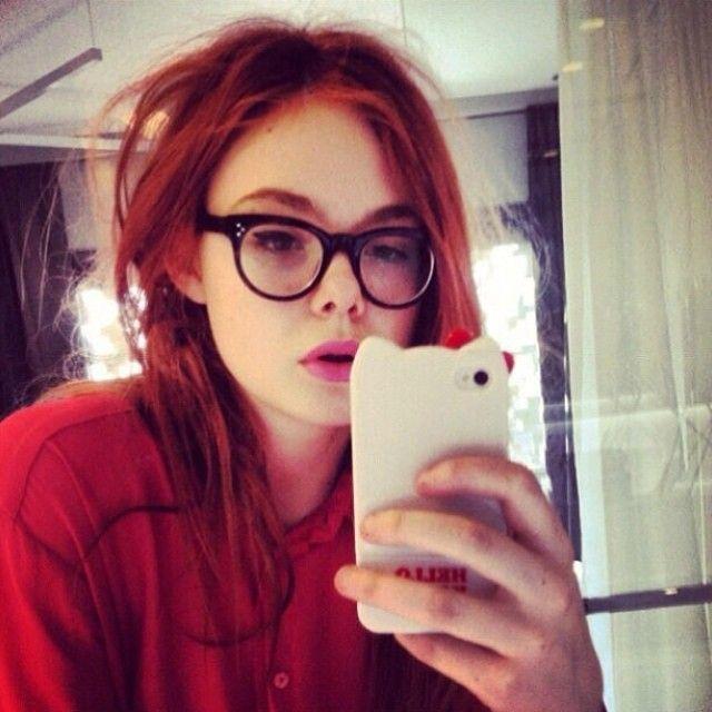 elle fanning red hair - Google-Suche | Redheads ...