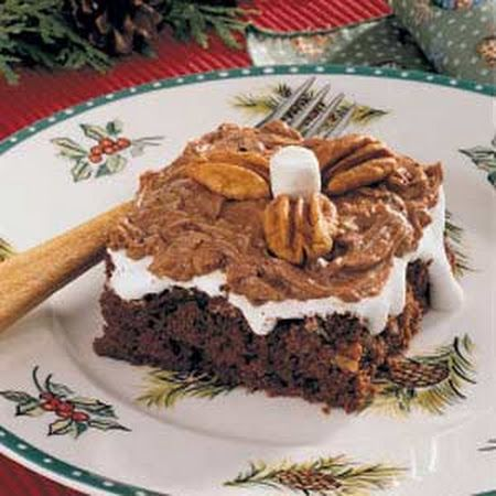 Mississippi Mud Cake from Southern Living Recipe | Key Ingredient