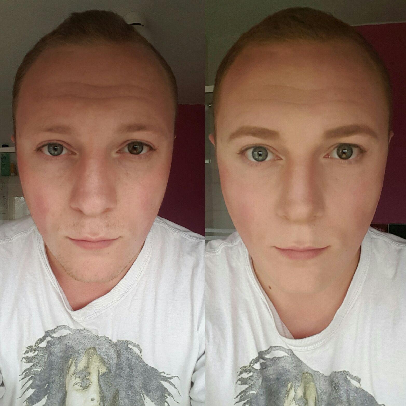 Boys Can Wear Make Up Too CCW  makeup  Pinterest  Makeup