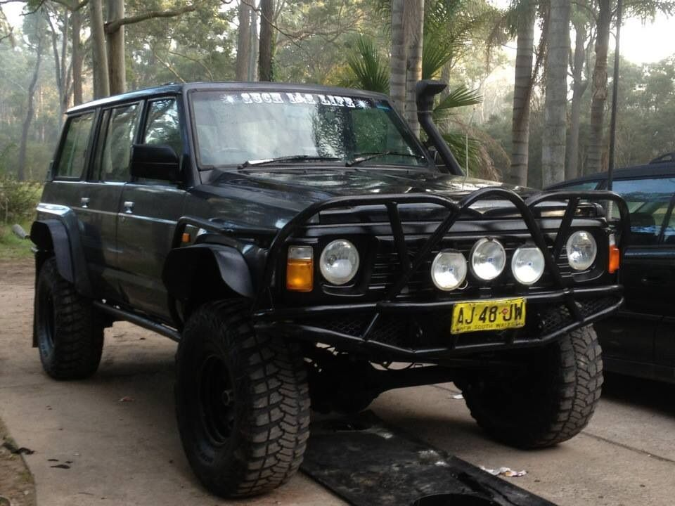 tb42e efi turbo setup patrol 4x4 nissan patrol forum pootrol pinterest nissan patrol. Black Bedroom Furniture Sets. Home Design Ideas