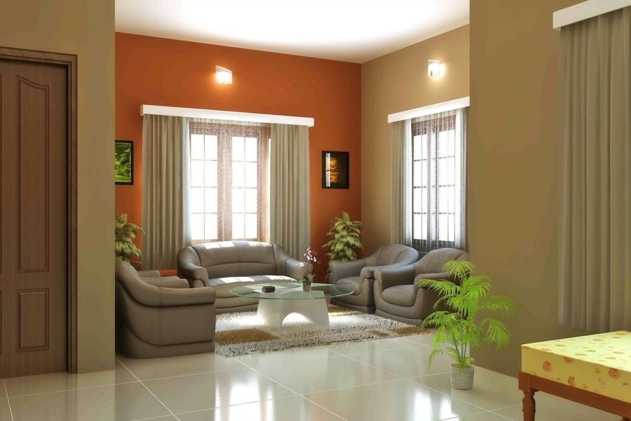 Elegant Simple Colors Living Room In 2020 Small House Interior Design Interior House Colors Interior Design Paint