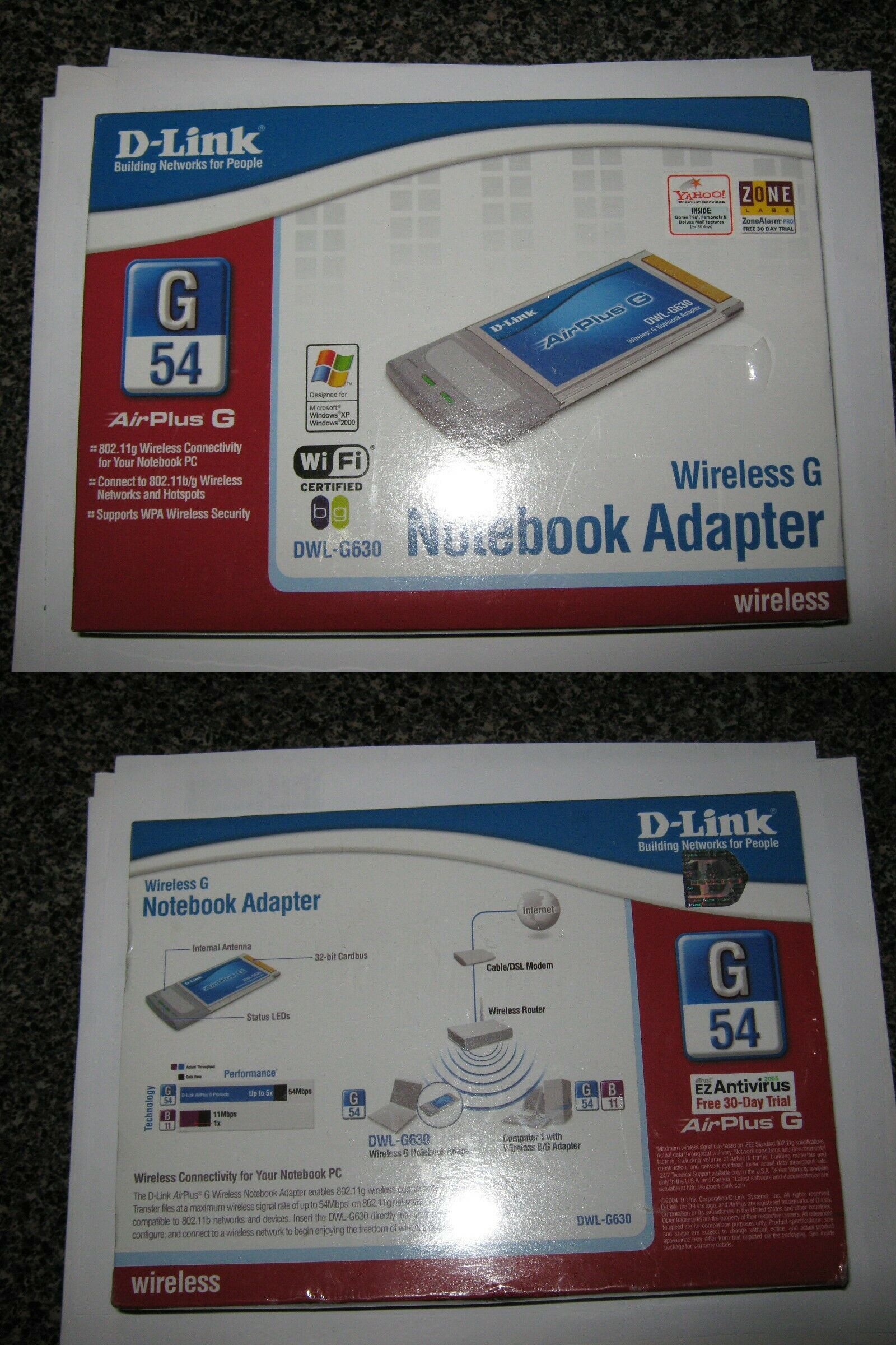 G630 WIRELESS G NOTEBOOK ADAPTER WINDOWS 7 64 DRIVER