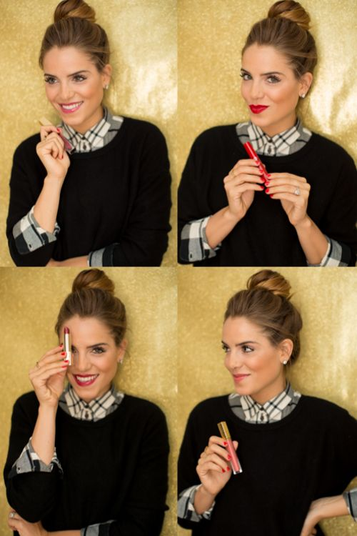Photo of Holiday Beauty: Lip Color Guide – Gal Meets Glam