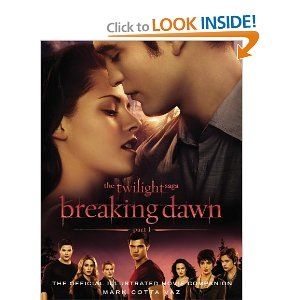 The Twilight Saga Breaking Dawn Part 1: The Official Illustrated Movie Companion --- http://www.amazon.com/Twilight-Saga-Breaking-Dawn-Part/dp/0316134112/?tag=jayb4903-20