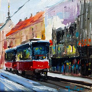 Jurij Frey: Stadtbahn