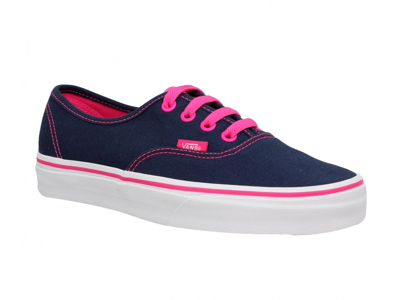 Vans Baskets mode U AUTHENTIC LO PRO Marine Femme France