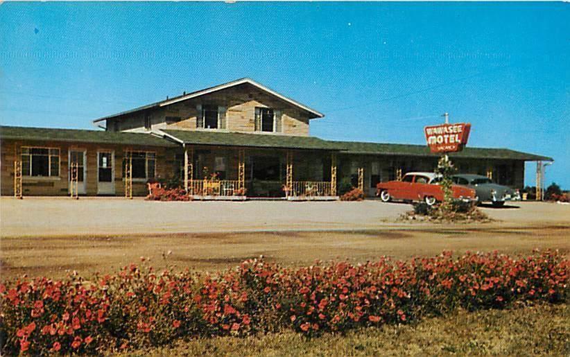 Syracuse Indiana Wawasee Motel