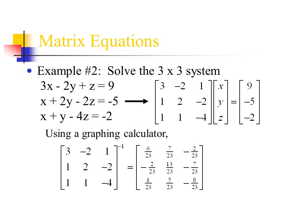 Matrix Equation Image Search Results Matrix Equations Image Search