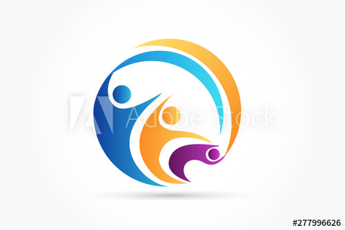 Stock Photos Royalty Free Images Graphics Vectors Videos Adobe Stock Happy People Teamwork Logo B Royalty Free Images Stock Images Free Free Images