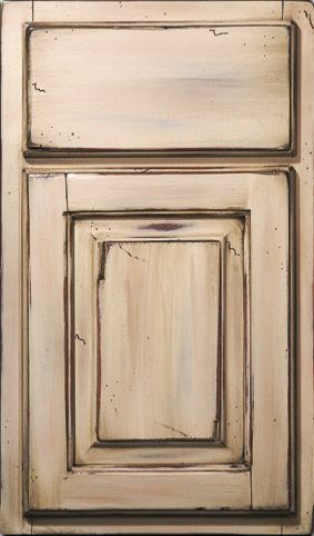 How To Antique Your Cabinets Antique Finish Cabinet Doors