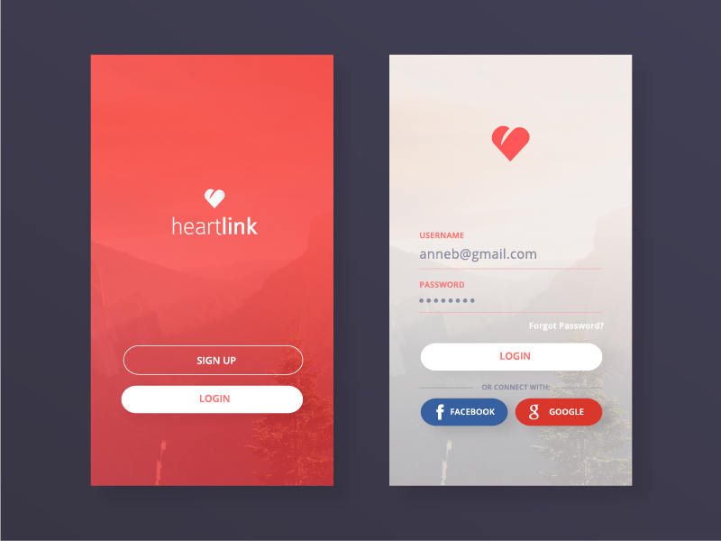 AndroidTips1 Make a rounded button Login design